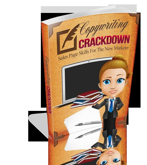 Product picture Copywriting Crackdown eBook With Resale Rights